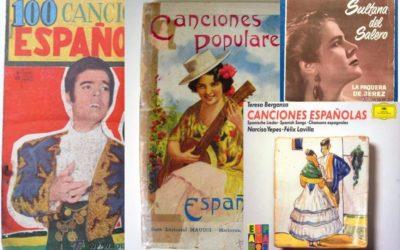 Песни на испанском языке