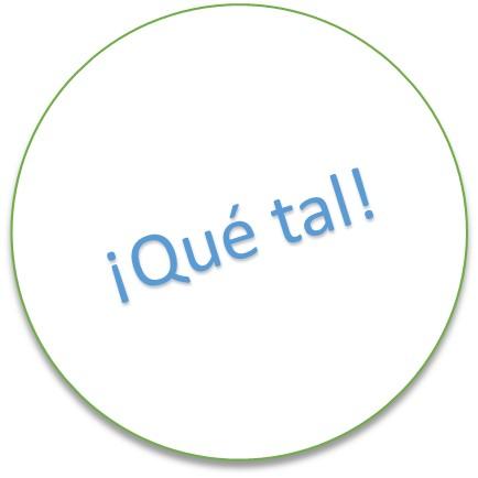 Как дела по испански 1