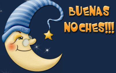 Спокойной ночи по испански