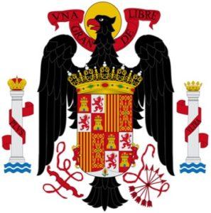 герб фашисткой диктатуры Франко