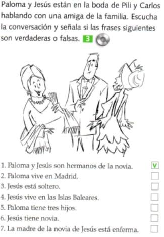 paloma y jesus en la boda de pili audio a2